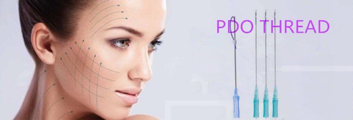 Facial absorbable suture miracu pdo thread lift korea
